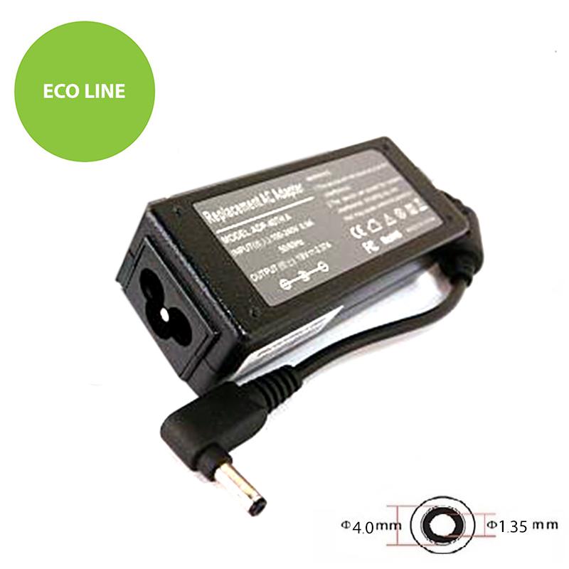 Nešiojamo kompiuterio įkroviklis ASUS 45W: 19V, 2.37A