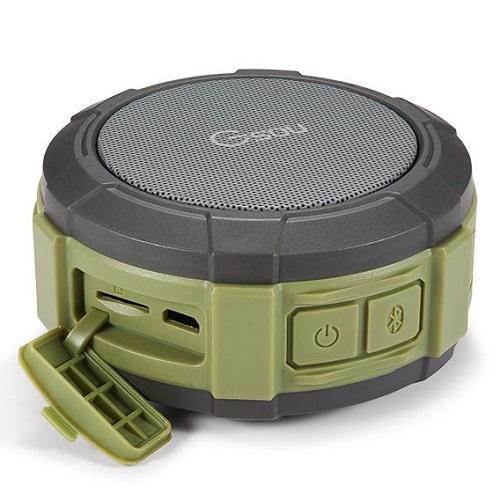 Vandeniui atsparus Bluetooth garsiakalbis, 4W