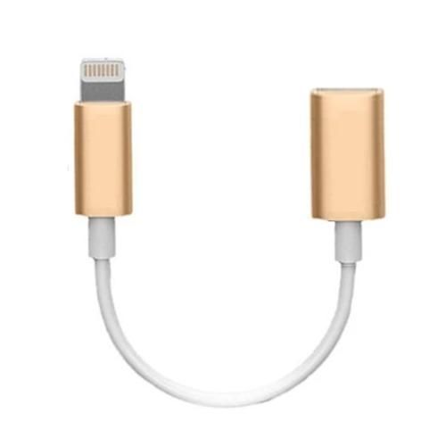 Adapteris USB to 8 pin Lightning (įvairių spalvų)