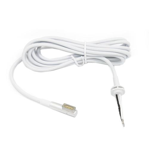 Maitinimo šaltinio kabelis su jungtimi: APPLE (Magnetic  Magsafe 1 L tip)