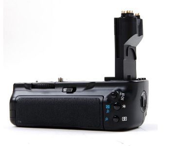 Baterijų laikiklis (grip) Meike Canon 5D Mark III