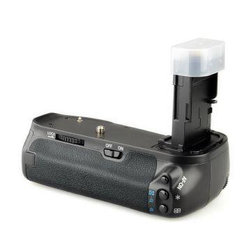 Baterijų laikiklis (grip) Meike Canon 6D