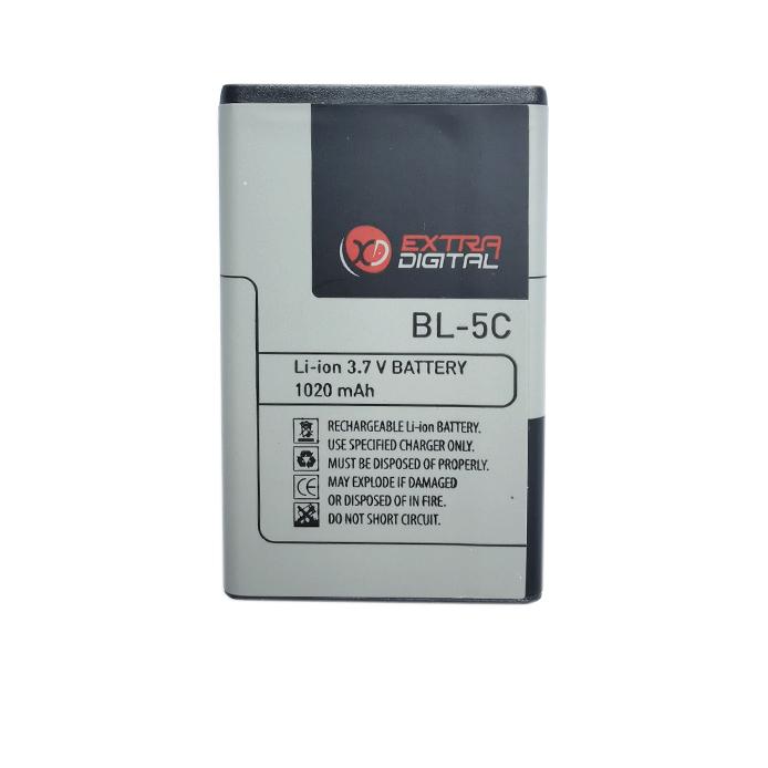 Baterija Nokia BL-5C (5130, 6230)