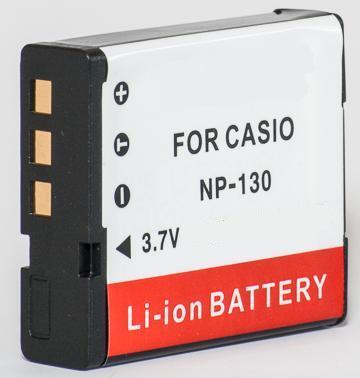 Casio, baterija NP-130