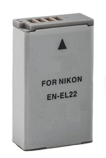 Nikon, baterija EN-EL22