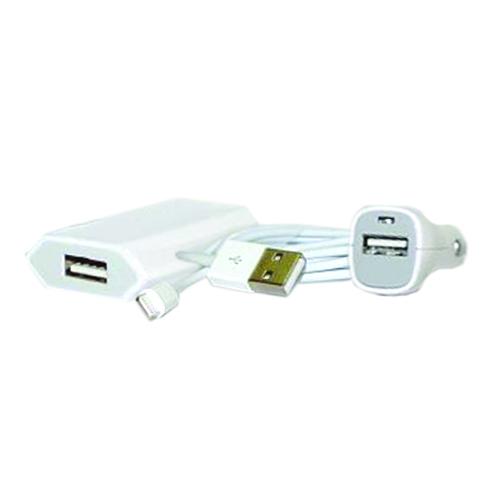 Kroviklis, APPLE iPhone, USB: Lightning, komplektas