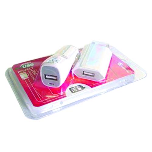 Kroviklis, USB 2.0, 220V, 1A  / USB 2.0, 12V