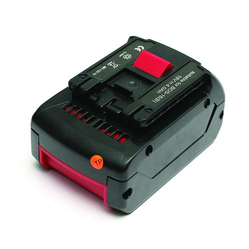 Akumuliatorius įrankiams BOSCH GBA, 18V, 4.0Ah, Li-ion
