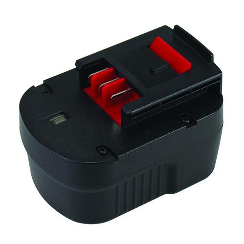 Akumuliatorius įrankiams BLACK&DECKER A1712, 12V, 3.0Ah, Ni-MH