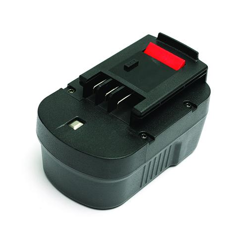 Akumuliatorius įrankiams BLACK&DECKER BD146F3, 14.4V, 2.0Ah, Ni-CD