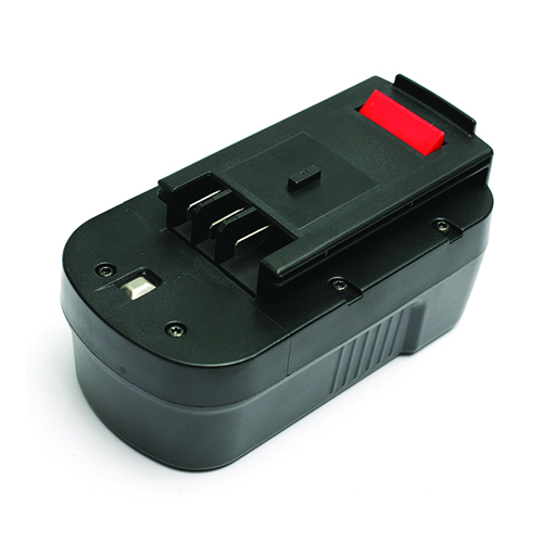 Akumuliatorius įrankiams BLACK&DECKER A18, A1718, 18V, 2.0Ah, Ni-CD