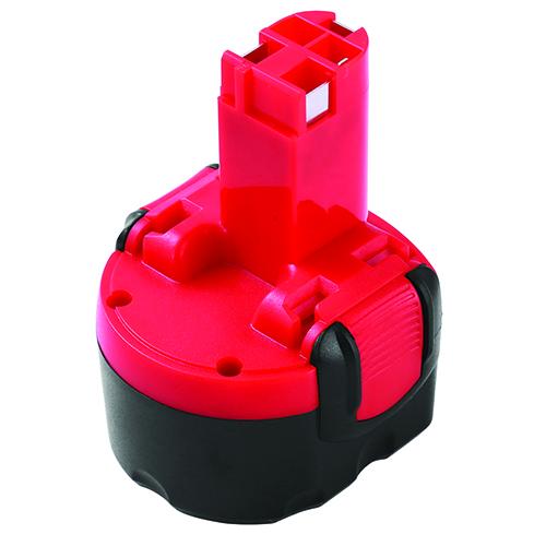 Akumuliatorius įrankiams BOSCH BAT048, 9.6V, 1.5Ah Ni-MH