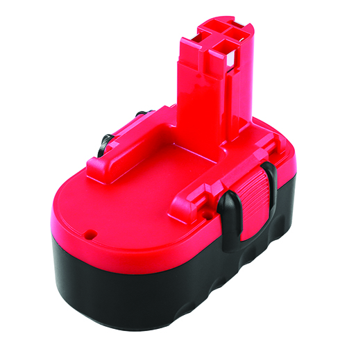 Akumuliatorius įrankiams BOSCH BAT025, 18V, 3.0Ah, Ni-MH