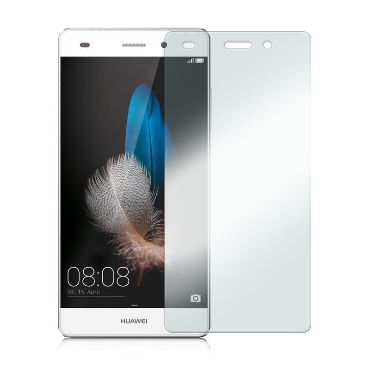 Apsauginis grūdintas stiklas / Tempered glass, Huawei P8 Lite [2.5D]