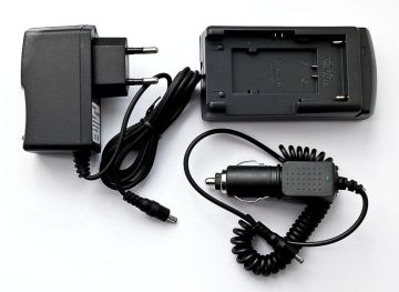 Kroviklis  Nikon EN-EL11, Pentax D-Li78, Samsung SLB-10A,Casio NP-60