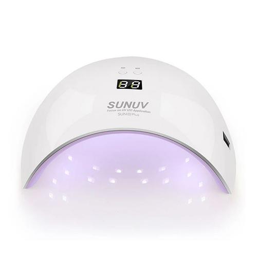 UV LED nagų lempa SUNUV Sun 9X Plus, 36W