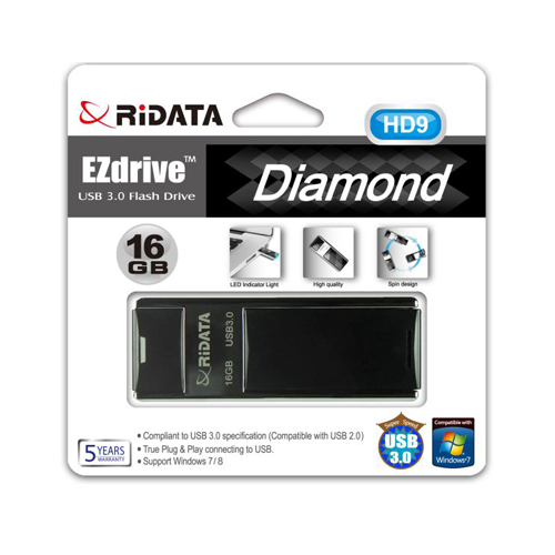 Atmintinė Ridata USB 3.0 16GB HD9