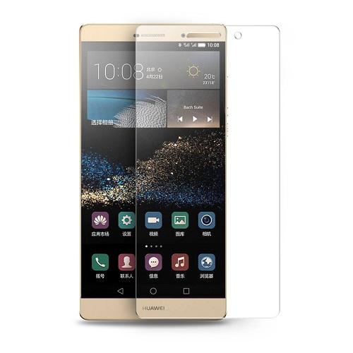 Apsauginis grūdintas stiklas / Tempered glass, Huawei P8 [2.5D, be pakuotės, 5 vnt.]