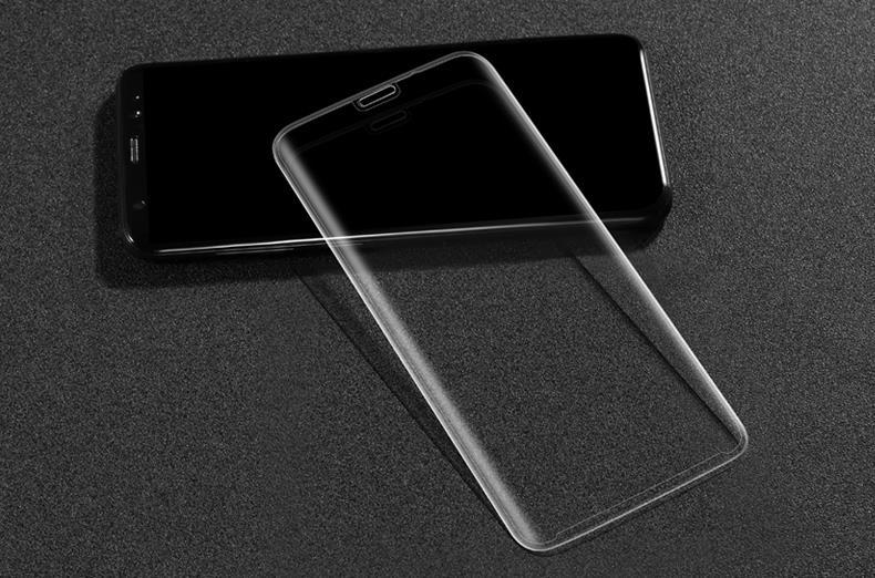 Apsauginis grūdintas stiklas Samsung Galaxy S8+ (3D)