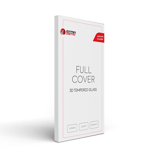 Apsauginis grūdintas stiklas OnePlus 7 (3D, juodas)