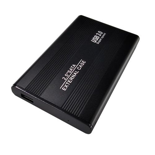 HDD dėklas USB3.0, 6.5 cm