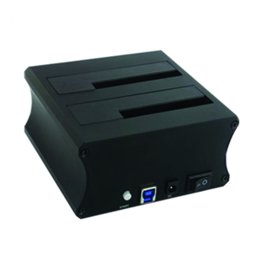 HDD double docking station USB3.0