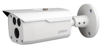 """<B>AKCIJA!</B> -IP kamera cilindr. 2MP su LXIR iki 80m. 1/2.7"""" 6mm. 63° ,WDR, IP67, IVS,Ambarella S2"""