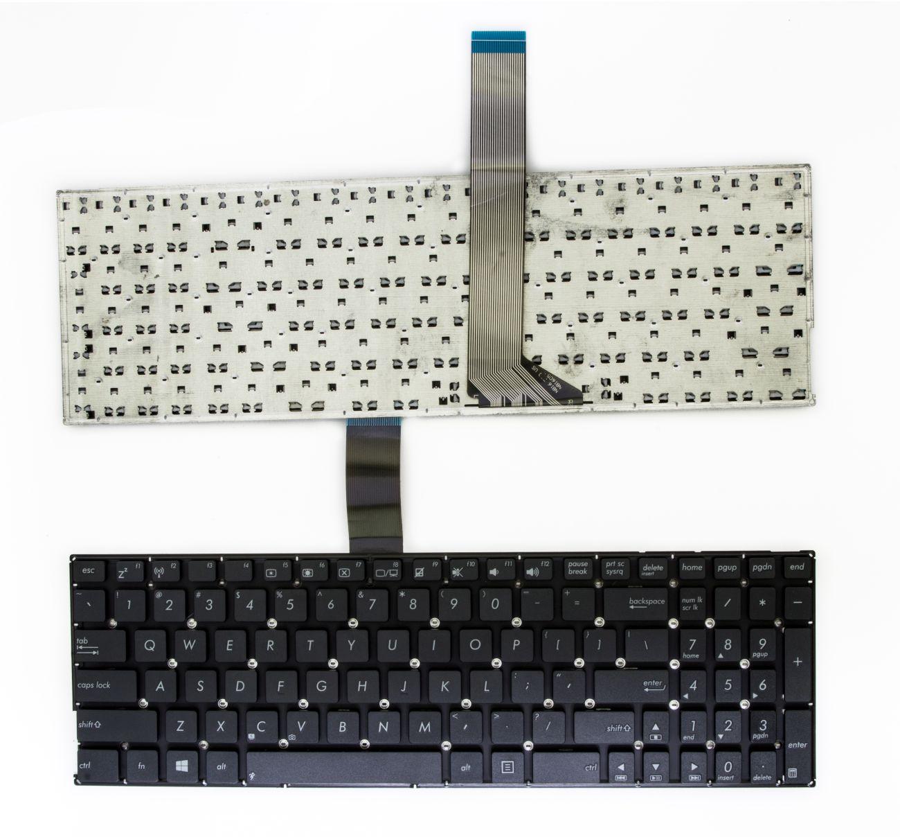 Klaviatūra ASUS: K56, K56C, K56CB, K56CM, K56CA