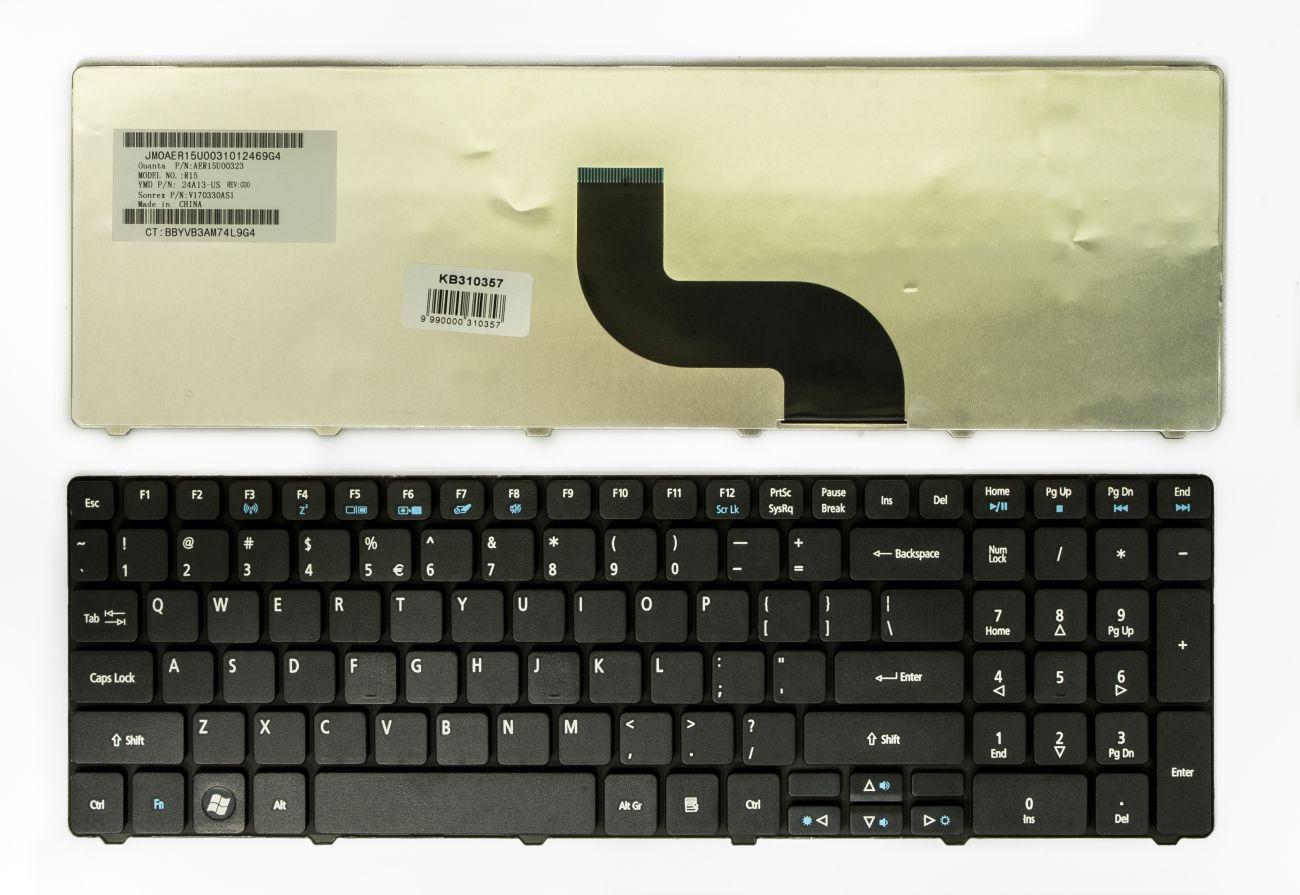 Klaviatūra ACER Aspire: 5340, 5536, 5738, 5740