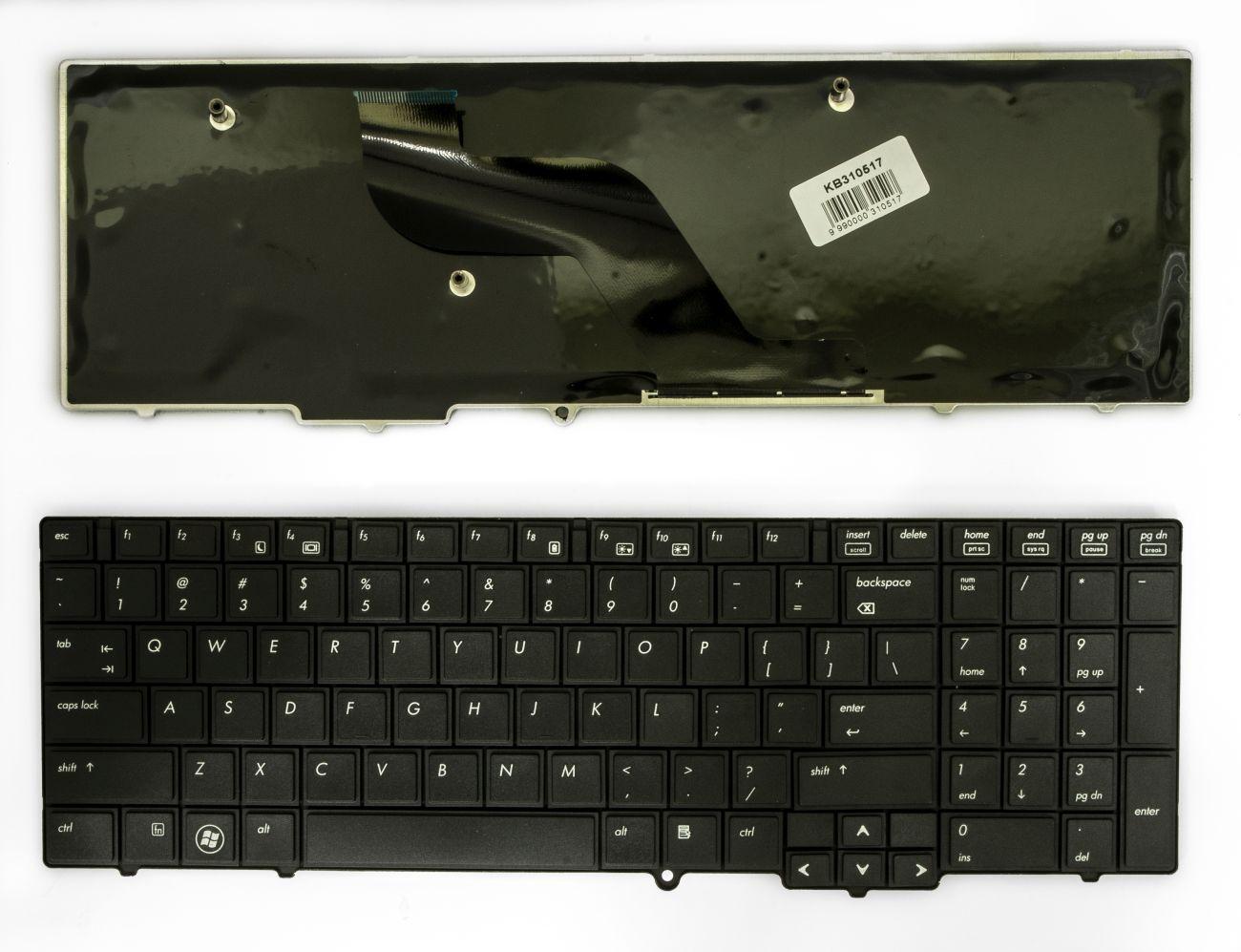Klaviatūra HP Elitebook 8540P, 8540W