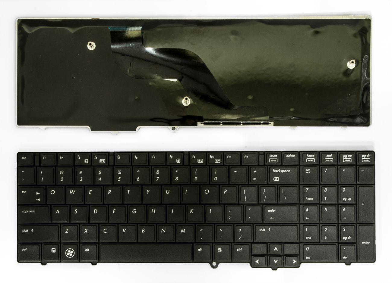 Klaviatūra HP 6540B, 6545B, 6550B