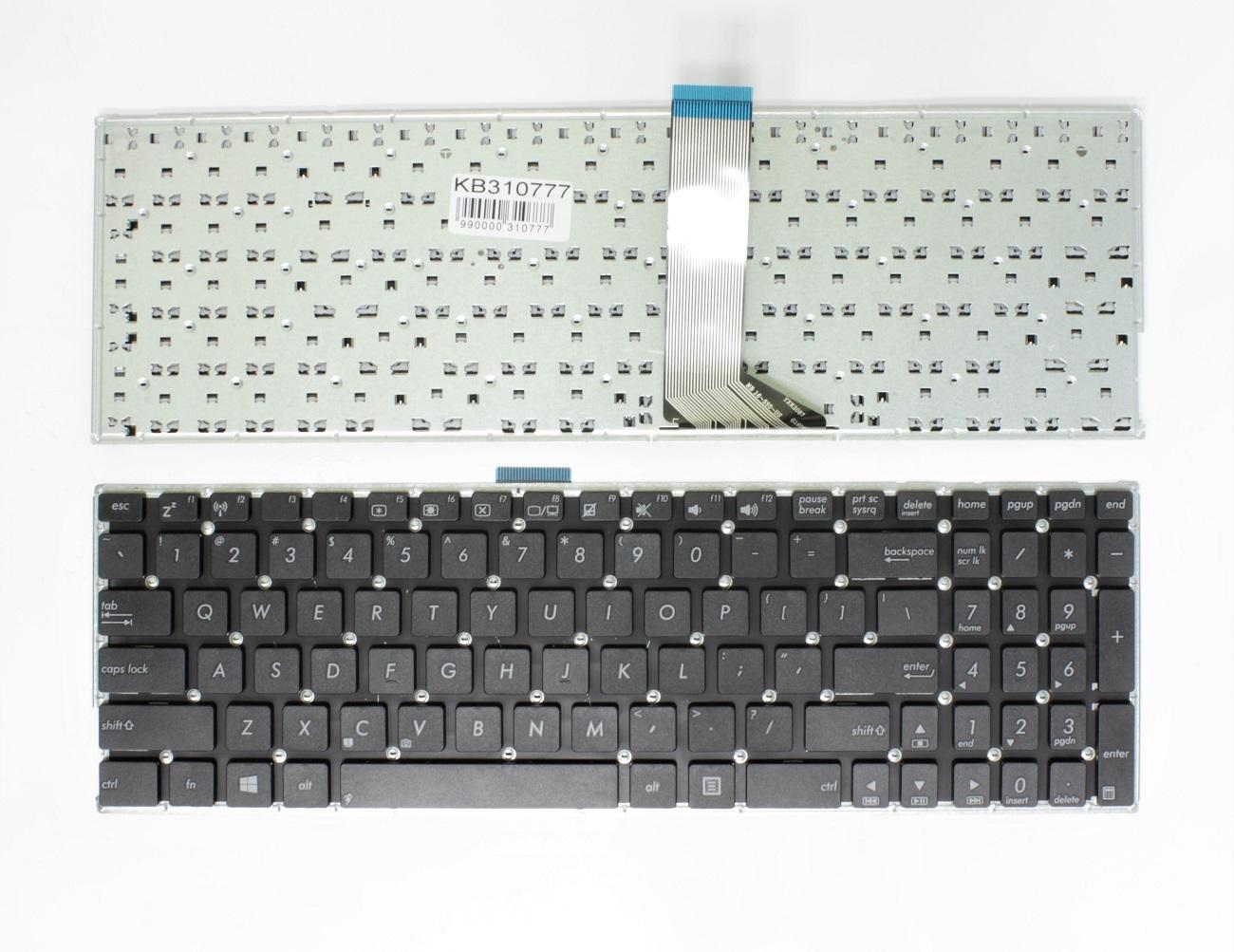 Klaviatūra ASUS: K555, A553, A553M, A553MA, A555, X502, X553, X555