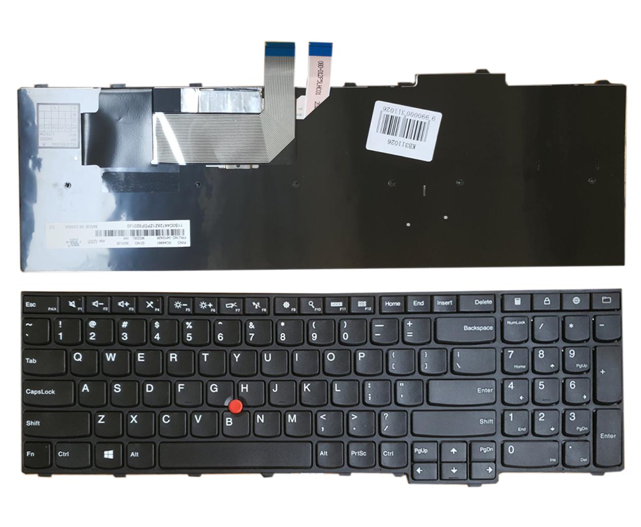 Klaviatūra LENOVO IBM ThinkPad T540
