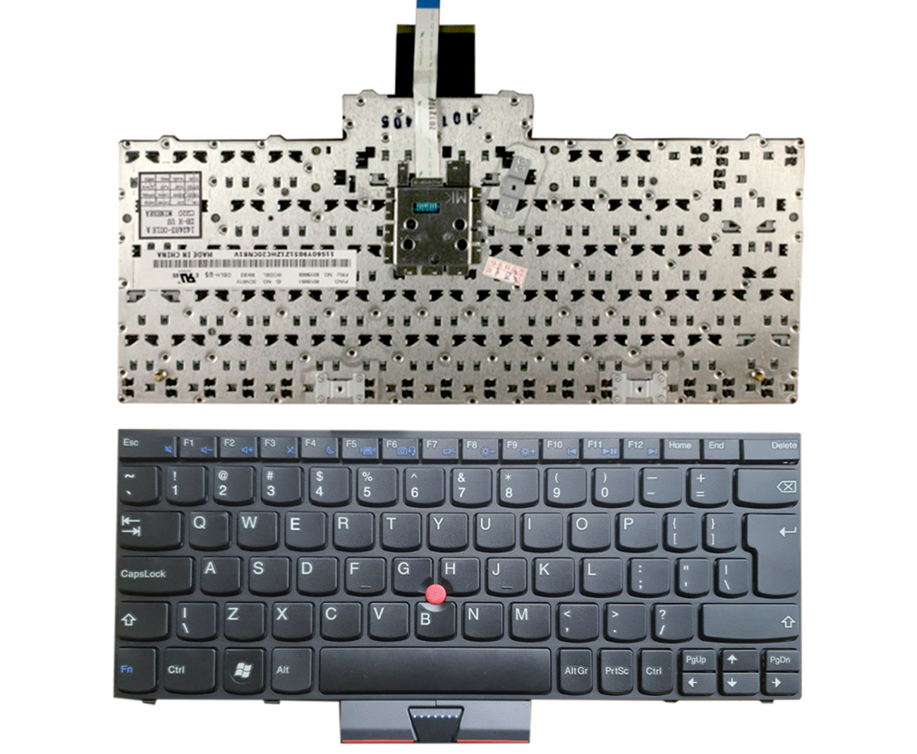 Klaviatūra LENOVO ThinkPad Edge