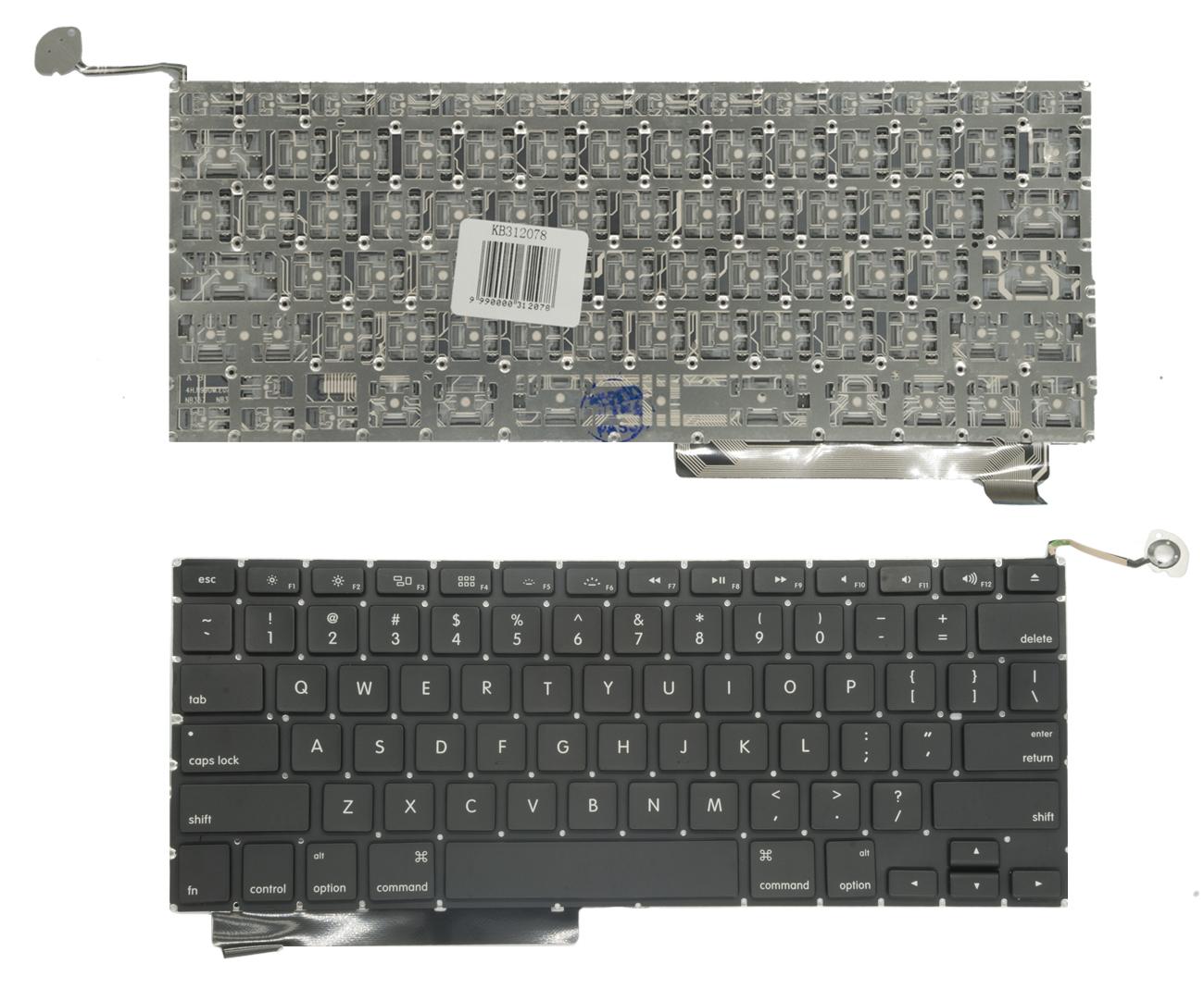 Klaviatūra APPLE UniBody MacBook Pro 15