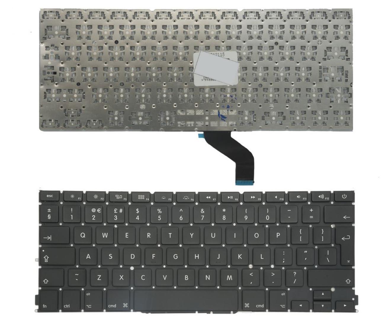 Klaviatūra APPLE MacBook Pro Retina 13