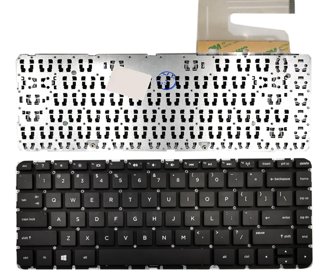 Klaviatūra HP 240 G2 G3, 245 G2 G3, 246 G2 G3 (US)
