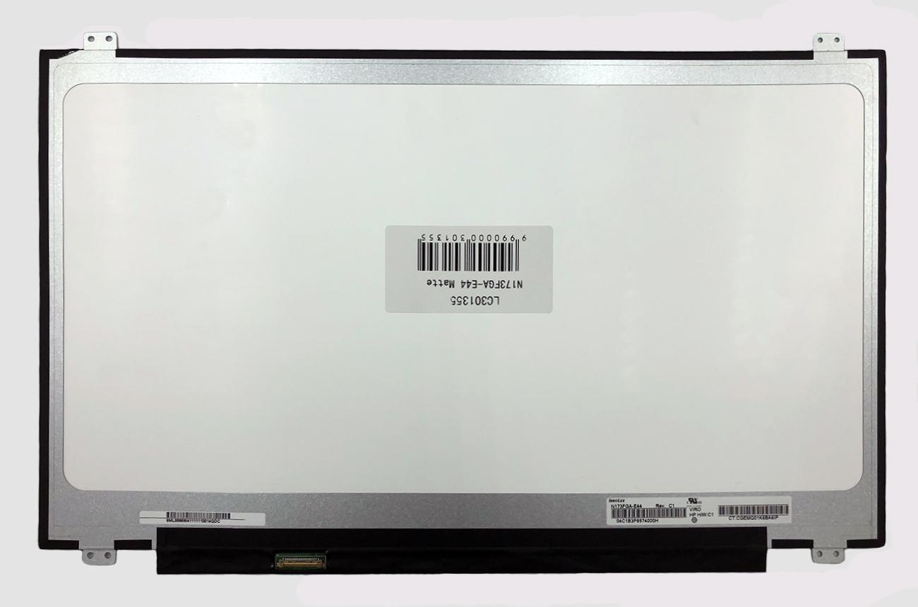 "Matrica 17.3"" 1600x900 HD+, LED, SLIM, matinis, 30pin (kairė), A+"