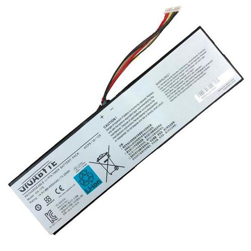 Nešiojamo kompiuterio baterija AORUS GX-17S, 4950mAh, Original