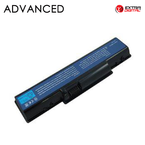 Nešiojamo kompiuterio baterija ACER AS07A72, 5200mAh, Extra Digital Advanced