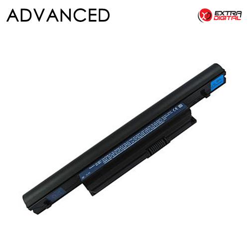 Nešiojamo kompiuterio baterija ACER AS10B73, 5200mAh, Extra Digital Advanced