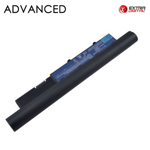 Nešiojamo kompiuterio baterija ACER AS09D31, 5200mAh, Extra Digital Advanced