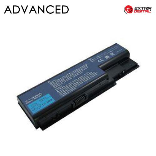 Nešiojamo kompiuterio baterija ACER AS07B31, 5200mAh, Extra Digital Advanced
