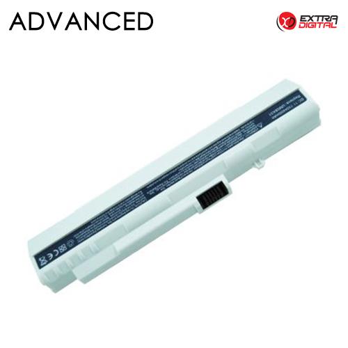 Nešiojamo kompiuterio baterija ACER UM08A31, 5200mAh, Extra Digital Advanced