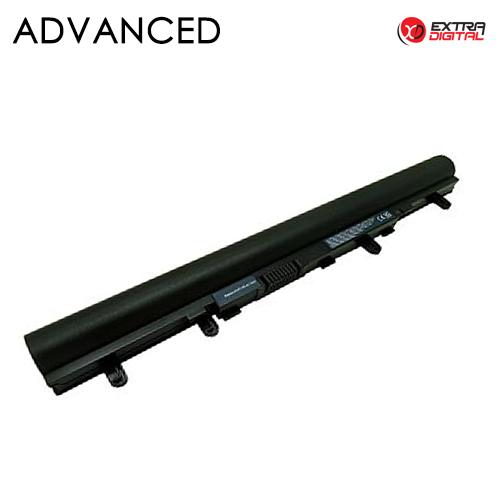 Nešiojamo kompiuterio baterija ACER AL12X32, 2600mAh, Extra Digital Advanced