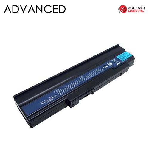 Nešiojamo kompiuterio baterija ACER AS09C31, 5200mAh, Extra Digital Advanced