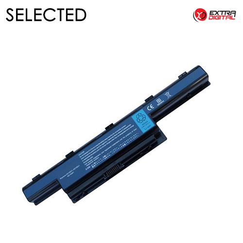 Nešiojamo kompiuterio baterija ACER AS10D31, 4400mAh, Extra Digital Selected