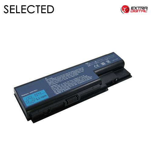 Nešiojamo kompiuterio baterija ACER AS07B31, 4400mAh, Extra Digital Selected