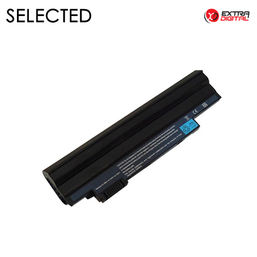 Nešiojamo kompiuterio baterija ACER Aspire AL10A31, 4400mAh, Extra Digital Selected