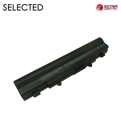 Nešiojamo kompiuterio baterija ACER AL14A32, 4400mAh, Extra Digital Selected